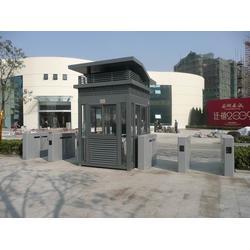 玻璃岗亭尺寸、南京驰定(在线咨询)、玻璃岗亭图片