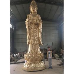 哪里做铸铜佛像,新疆铸铜佛像,博轩铜雕厂图片