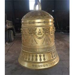 阿拉尔市铸铜钟|铜钟铸造厂|博轩雕塑图片