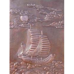 大型铸铜浮雕_博轩雕塑_湖南铜浮雕图片