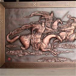 展览馆铜浮雕、博轩雕塑、黑龙江铜浮雕图片