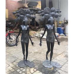 博軒銅雕廠-大型音樂主題人物銅雕塑定制圖片
