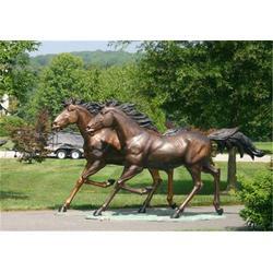 园区阿波罗战车雕塑定制-阿波罗战车雕塑定制-博轩铜雕厂图片