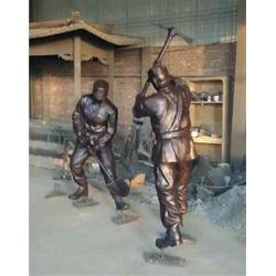 哪里做古代人物铜雕塑-辽宁古代人物铜雕塑-博轩铜雕塑图片