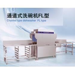 通道式洗碗机型号-江苏通道式洗碗机-福莱克斯图片