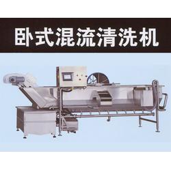 哈尔滨洗菜机_福莱克斯清洗设备制造_洗菜机厂家图片