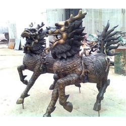 博轩铜雕,江苏铜麒麟,大型铜麒麟价格