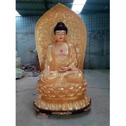 寺庙铜佛像厂家、河南铜佛像、博轩雕塑厂图片