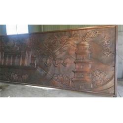 云南铜浮雕|酒店大堂铜浮雕|博轩铜雕图片