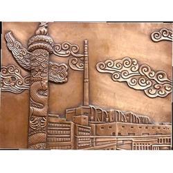 展览馆铜浮雕|广西铜浮雕|博轩铜雕图片