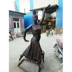 云南人物铜雕 博轩雕塑 人物铜雕像图片