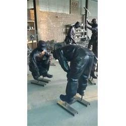 博轩铜雕塑_湖北人物雕塑_人物雕塑铸造厂图片