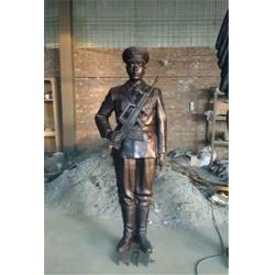 黑龙江人物铜雕、人物铜雕多少钱、博轩雕塑(多图)图片