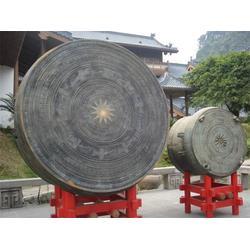 云南铸铜鼓雕塑、博轩雕塑、铸铜鼓雕塑定制图片