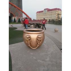 故宫铜大缸雕塑铸造厂、陕西故宫铜大缸雕塑、博轩雕塑图片