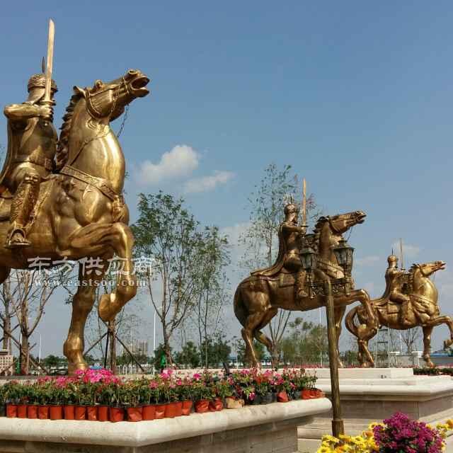 妙缘铜雕塑(图),铜马订做,铜马图片
