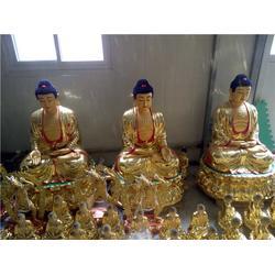 寺庙如来铜佛像,新疆如来铜佛像,妙缘铜雕塑公司图片