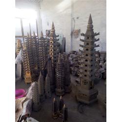 大型铜宝塔-妙缘铜雕塑厂家-台湾铜宝塔图片
