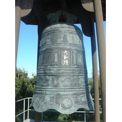 山东寺院铜钟-寺院铜钟厂家-妙缘铜雕塑(优质商家)图片
