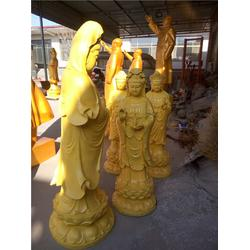 观音铜佛像制作、妙缘铜雕塑制作、贵州观音铜佛像图片