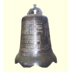 铜钟铁钟铸造厂家-妙缘铜雕塑(在线咨询)-运城铜钟铁钟图片