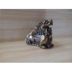 上海铜麒麟-妙缘铜雕铸造厂-铜麒麟厂家图片