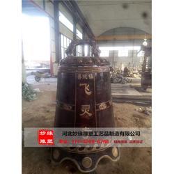 仿古铜雕钟|广东铜雕钟|妙缘铜雕铸造厂(查看)图片