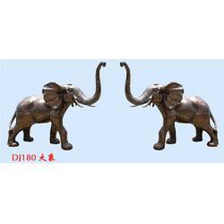 铜大象厂家-海南铜大象-妙缘雕塑厂家(查看)图片