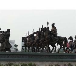 妙缘雕塑厂家 大型马踏飞燕雕塑-江苏马踏飞燕雕塑图片