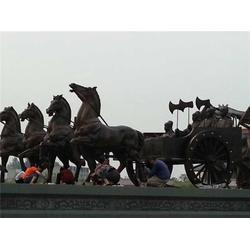 铜马雕塑铸造厂-妙缘铜雕(在线咨询)-福建铜马雕塑图片
