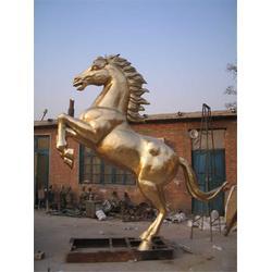 妙缘铜雕铸造厂 马踏飞燕雕塑厂-宁夏马踏飞燕雕塑图片