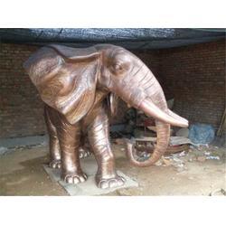 妙缘铜雕(多图)_广东喷水大象制造图片