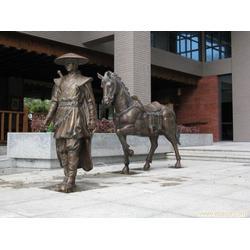 铸铜动物雕塑专业生产厂家、陕西铸铜动物雕塑、妙缘铜雕图片