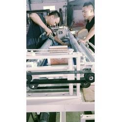 海绵横竖分条机具有品牌-桂林海绵横竖分条机-万信机械(查看)图片