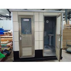 郑州移动厕所多少钱_移动厕所_【白云环保】(查看)图片