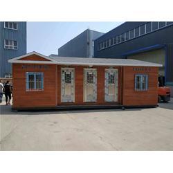 漯河生态厕所厂家|【白云环保】|生态厕所厂家图片