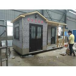 安阳雕花板移动厕所厂家,【白云环保】,雕花板移动厕所图片
