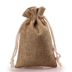 中牟麻布包裝袋 野望帆布袋 麻布包裝袋圖片