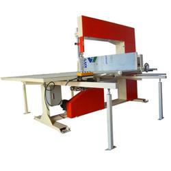 切割精准万信机械(图)、珍珠棉竖切机、惠州竖切机图片