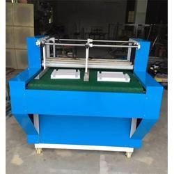 一次开槽成型万信机械、深圳珍珠棉开槽机、珍珠棉开槽机图片