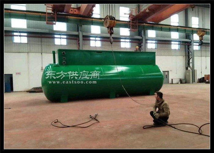 地埋式污水处理环保设备-云鹏环境工程公司图片