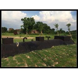 地埋式电镀污水处理设备,云鹏环境工程公司图片