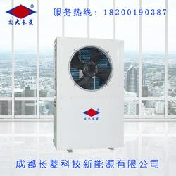 山西空气能地暖机加盟、山西空气能地暖机、成都交大长菱图片