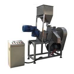 玉米膨化机_希朗机械(在线咨询)_膨化机图片
