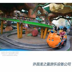游乐设备厂家直供 新款大型公园儿童游乐设备 立环跑车图片