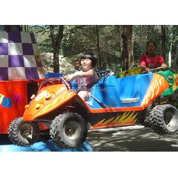"""热销的儿童游乐设备""""疯狂弹跳车""""图片"""