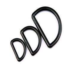 D扣-东莞耐扣-黑色D扣图片