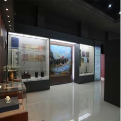 科技环保展厅报价-千阳展厅-年会展台设计图片