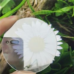 厂家直销pc半反半透镜片镜面pc镜子pc魔镜半透镜图片