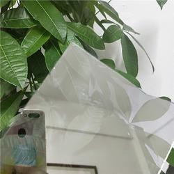 亚克力半透镜定制超薄加硬防刮PC半透镜 镀膜PVC半透镜图片